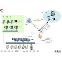 桌面虚拟化 云终端解决方案 云电脑租用 YL140 禹龙云 计算机云终端 全国联保