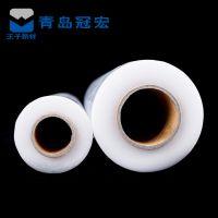 武汉PE聚乙烯包装膜拉伸膜塑料薄膜托盘膜宽50CM厂家直销