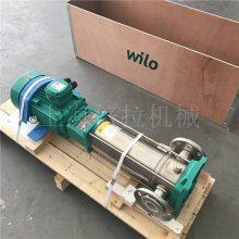 11KW威乐MVI1611尿素及有机物分解灌溉增压泵