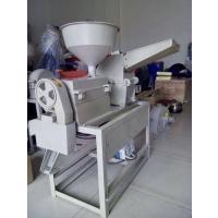 宝鸡80小型碾米机 生产直销中小型碾米机耐用