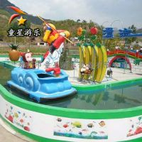 漂流类游乐设施童星花果山漂流主题公园新型游乐设备
