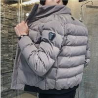 冬季户外服装品牌尾货库存男式加厚棉服运动棉衣男装羽绒棉衣批发