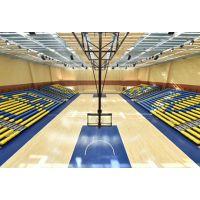 吉林篮球场体育运动木地板厂家突破常规打造您的私人专属