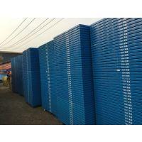 通江仓储托盘 1.4米x1.1米 网状双面塑料托盘生产厂家 云舟塑胶
