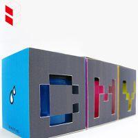 东莞白卡纸包装盒 礼品盒 折叠扣底盒印刷定制