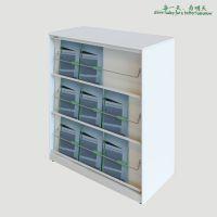 深圳钢柜厂家 专业生产办公文件柜 图书馆杂志柜书刊柜全国发货