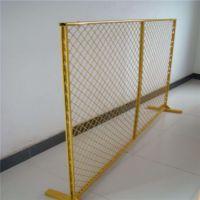 方管车间隔离网 喷塑围挡网 2米高工厂防护网