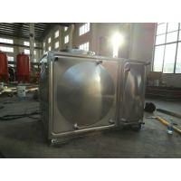 苏阳大量生产优质不锈钢水箱 不锈钢厂家