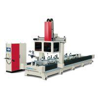 【厂家直销】山东明美数控JGZX5-CNC-7000龙门五轴数控加工中心 工业铝型材铣削钻铣加工