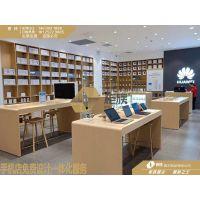 湖北华为3.5体验店展示家具定做厂家,华为3.5中岛体验柜尺寸订制