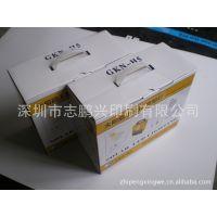 瓦楞彩盒印刷,手提式彩盒印刷。