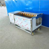 土豆脱皮机 不锈钢清洗机