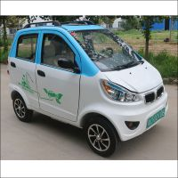 四轮电动车代步、电动四轮车成人、代步小汽车、6座旅游观光车