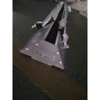 海澜之家门头三角形天花 海澜之家铝条板装饰设计图