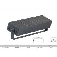 拓龙照明LED 户外防水投射灯 CREE小角度外墙灯 AC220V 四模组大功率投光灯