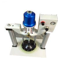恒路工程生产双立柱注脂机 气动高粘度注油机厂家