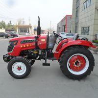 东方红四驱多功能拖拉机 耗油底大马力旋耕机 国补型拖拉机
