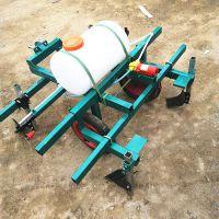 地瓜覆膜机 花生玉米播种覆膜机 起垄施肥喷药覆膜机