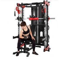 康强史密斯机BK509/3058多功能综合训练器 健身器材 龙门架 力量健身器材 专业版套装【含训练