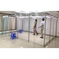 无尘室洁净棚工程改造铝型材框架我们免费上门测量图纸设计加工