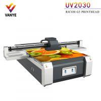 工艺品玩具uv打印机 理光G5手机壳3D浮雕平板UV打印机