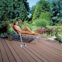 提供木塑地板,木塑型材,景观,等室外园林产品