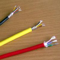 广东电线电缆 圆护套屏蔽软线RVVP3*1国标编织电源线