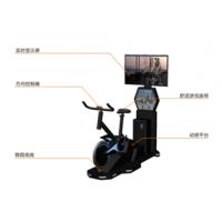 全影汇VR 供应 VR自行车 VRB-02 单人座 4款游戏