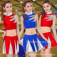 少女时代女款啦啦队服装啦啦操服装表演服拉拉队现代歌手DS演出服