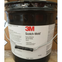 3M DP460-A/B 胶水 5加仑 大桶装 原装进口