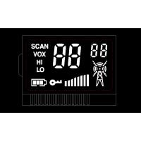 定制对讲机LCD液晶屏收音机显示屏