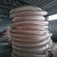通风管河南聚氨酯通风管PU钢丝管便于工艺设计安装