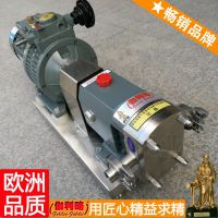 屏蔽泵转子 摆动转子泵工作原理 杀菌剂输送泵 简单