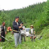 农业锄地机山地割草割灌机 山地果林杂草清理收割机