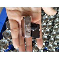 坤泰SS304材质3/8寸双内丝迷你球阀 3分不锈钢微型阀 现货迷你阀