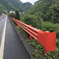 濮阳许昌公路双波护栏板 高速热镀锌波形护栏