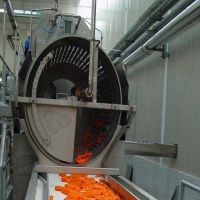 滚筒毛刷清洗机 滚筒式清洗机价格 鼎鸿喷淋式包装袋设备