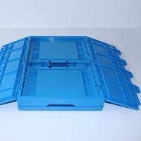 青海地区科尔福工业供应改性pp折叠物料箱折叠式周转箱