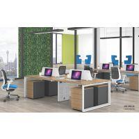 承德华泰圣瑞中式办公桌工位生产厂家