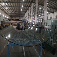 东莞弯钢玻璃厂 专业加工12mm大尺寸高难度弯钢玻璃 质量保证