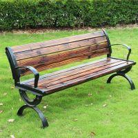 室外景区实木休闲座椅车轮椅款式 尺寸定制 厂家批发