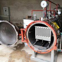 高温好氧粪便发酵罐 有机肥生产 动物粪便处理设备