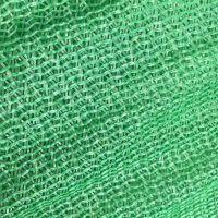 覆盖防尘网需要多少人工 工地防尘网是什么材料 密目网验收