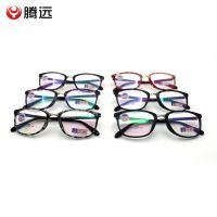 TR90平光镜 时尚复古眼镜框 男女同款可配近视眼镜架 镜框批发