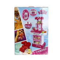 迪士尼授权商品  公主百变餐具套装