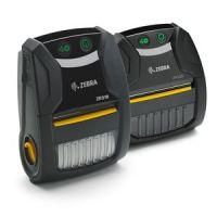 即将上市斑马Zebra ZR318热敏纸移动标签打印机 58mm小票打印机