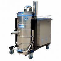 工厂金属铁渣专用大功率吸尘器凯德威吸尘器DL-7510B静电吸尘器
