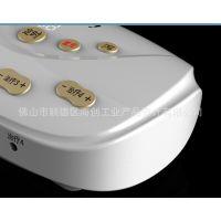 提供经络理疗仪外观设计、结构设计、配色设计