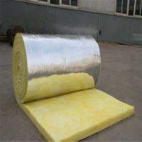 保温防火玻璃棉被 高密度吸音棉隔音 性能强 铝箔贴面
