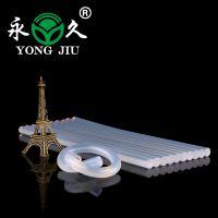 环保透明热熔胶棒 EVA热熔胶棒7/11mm Truecolor/真彩